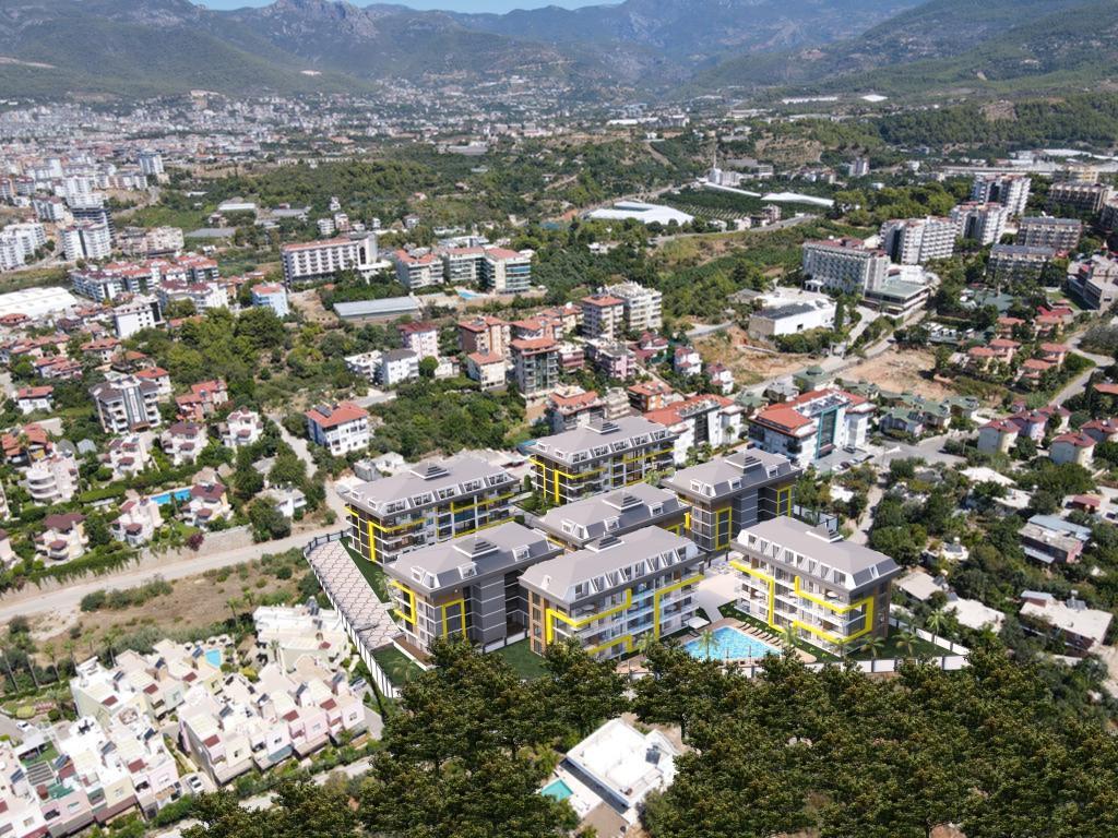 Новый комплекс в одном из элитных районах Алании - Кестель - Фото 8
