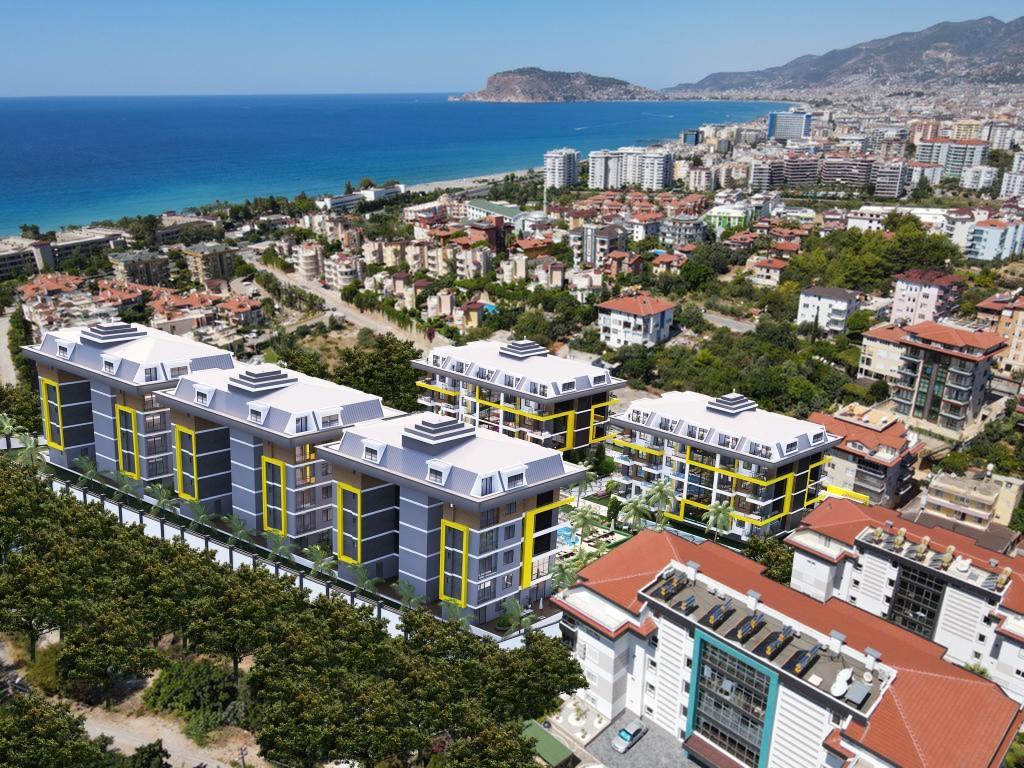 Новый комплекс в одном из элитных районах Алании - Кестель - Фото 9