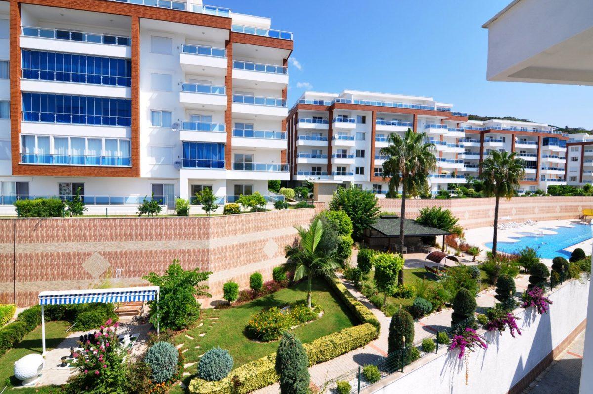 Многофункциональный комплекс апартаментов и вилл класса люкс в районе Каргыджак  - Фото 12
