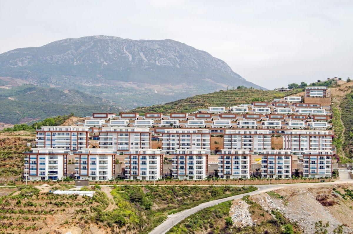 Многофункциональный комплекс апартаментов и вилл класса люкс в районе Каргыджак  - Фото 3