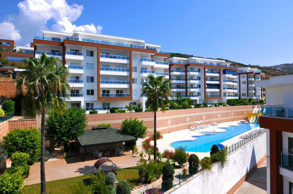 Многофункциональный комплекс апартаментов и вилл класса люкс в районе Каргыджак  - Фото 10