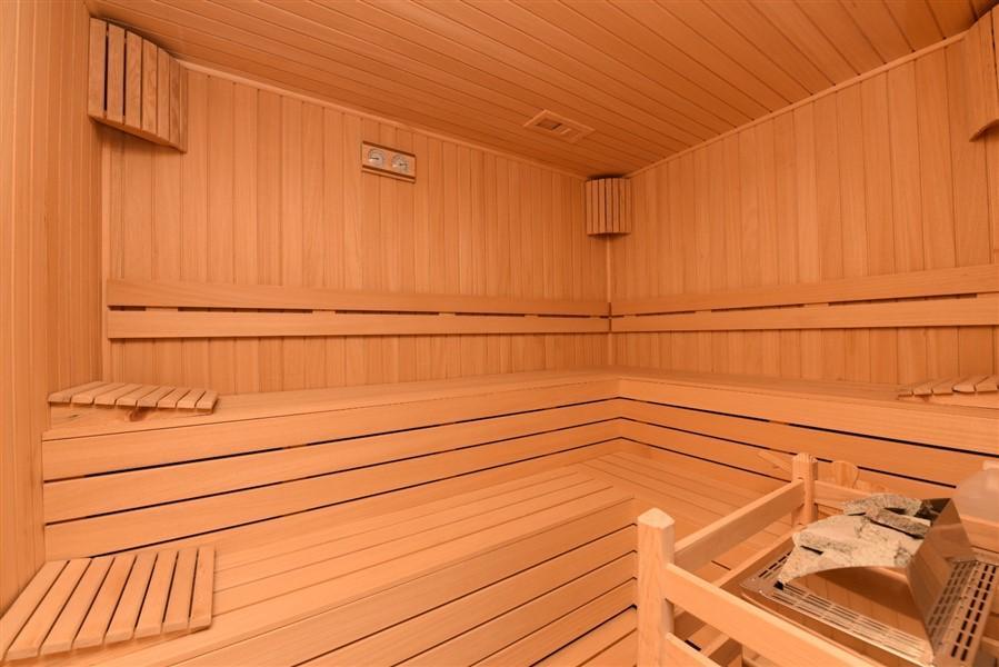 Просторный 8-комнатный пентхаус с видом на море и Аланию - Фото 31