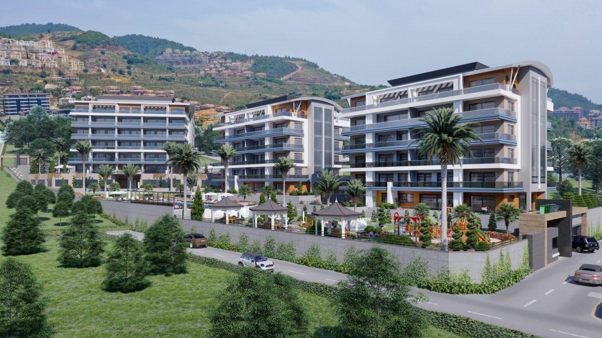 Новый жилой комплекс в экологически чистом районе Каргыджак - Фото 7