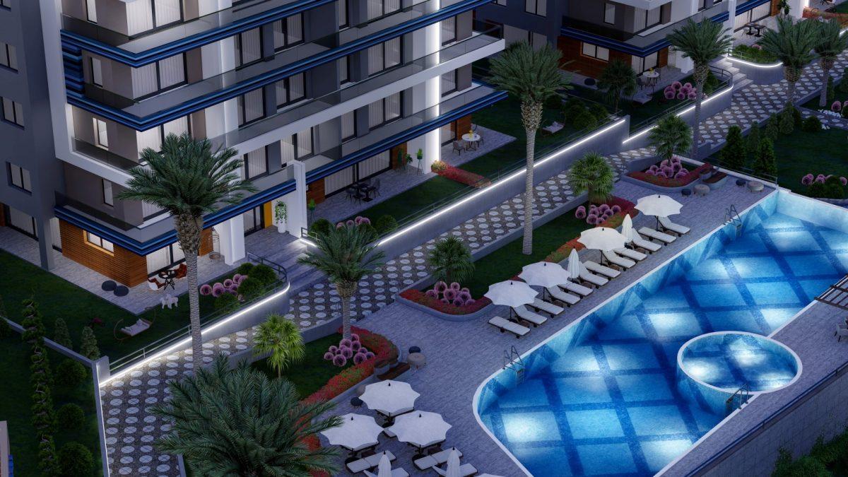 Новый жилой комплекс в экологически чистом районе Каргыджак - Фото 23