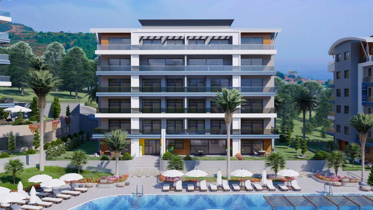 Новый жилой комплекс в экологически чистом районе Каргыджак - Фото 15