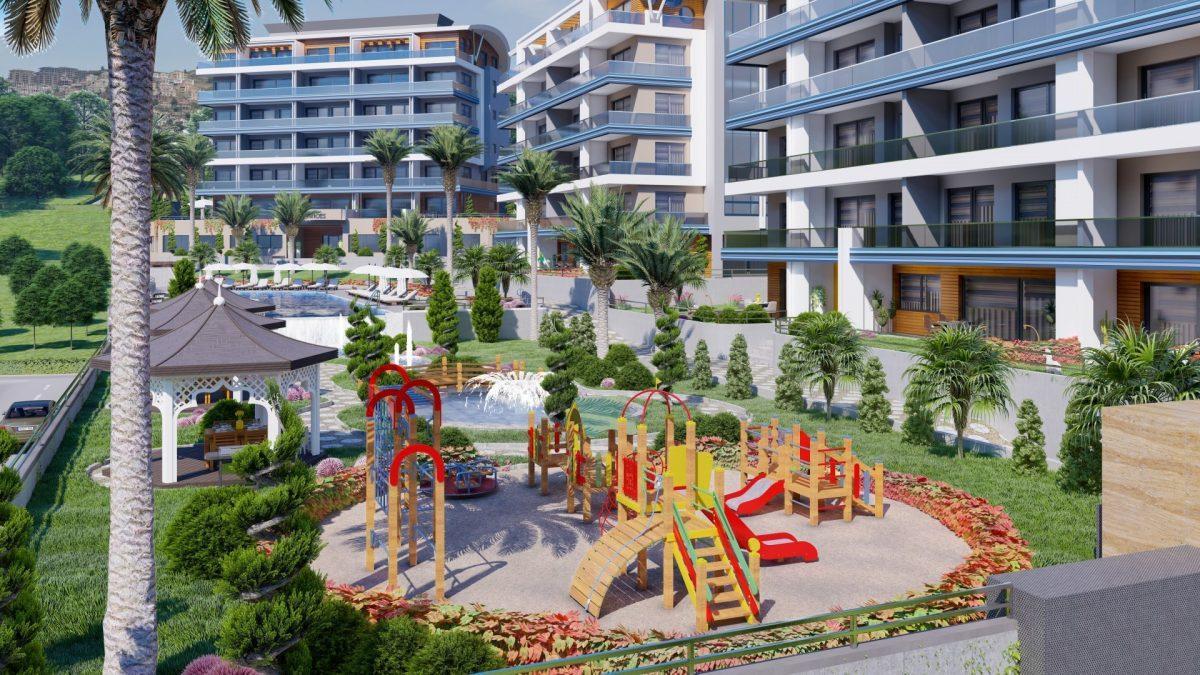Новый жилой комплекс в экологически чистом районе Каргыджак - Фото 14