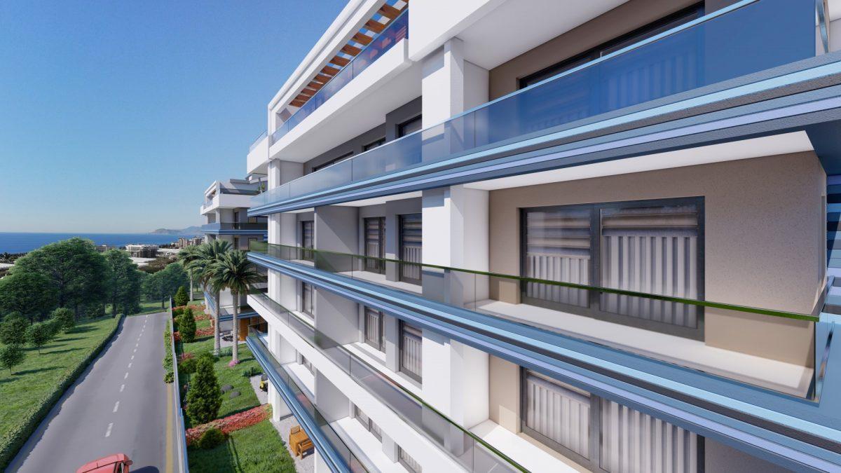 Новый жилой комплекс в экологически чистом районе Каргыджак - Фото 9