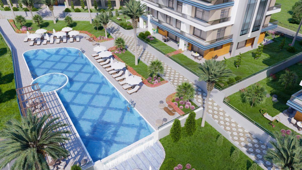 Новый жилой комплекс в экологически чистом районе Каргыджак - Фото 18
