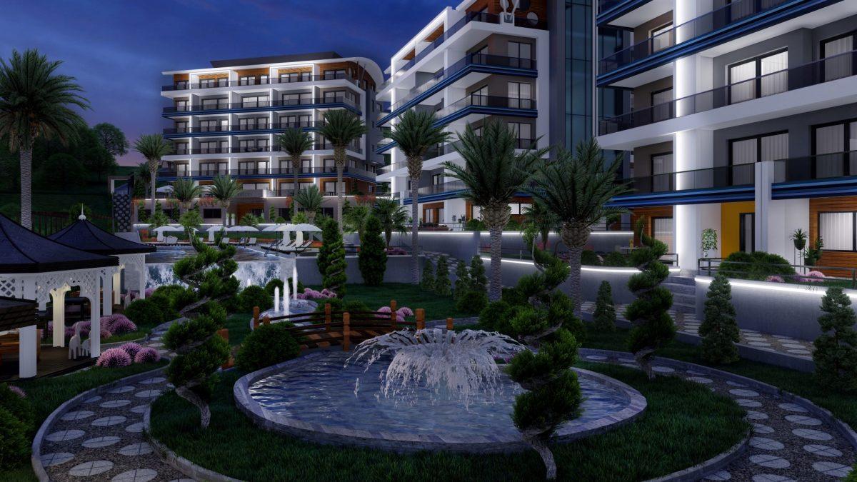 Новый жилой комплекс в экологически чистом районе Каргыджак - Фото 22
