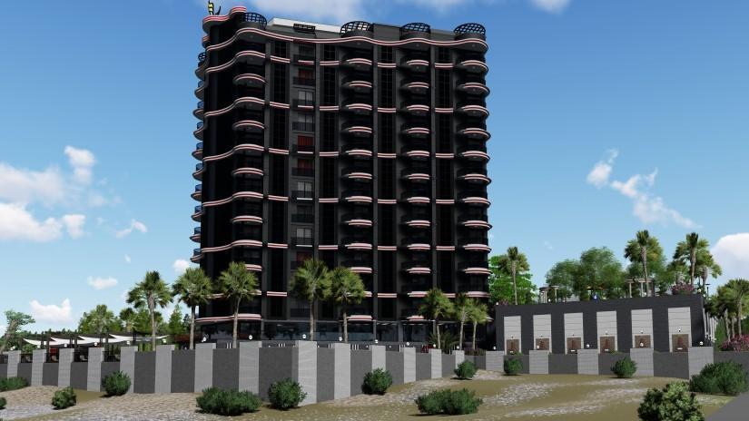 Новый комфортабельный комплекс в районе Махмутлар - Фото 3