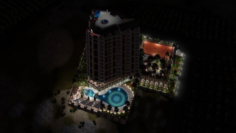 Новый комфортабельный комплекс в районе Махмутлар - Фото 8