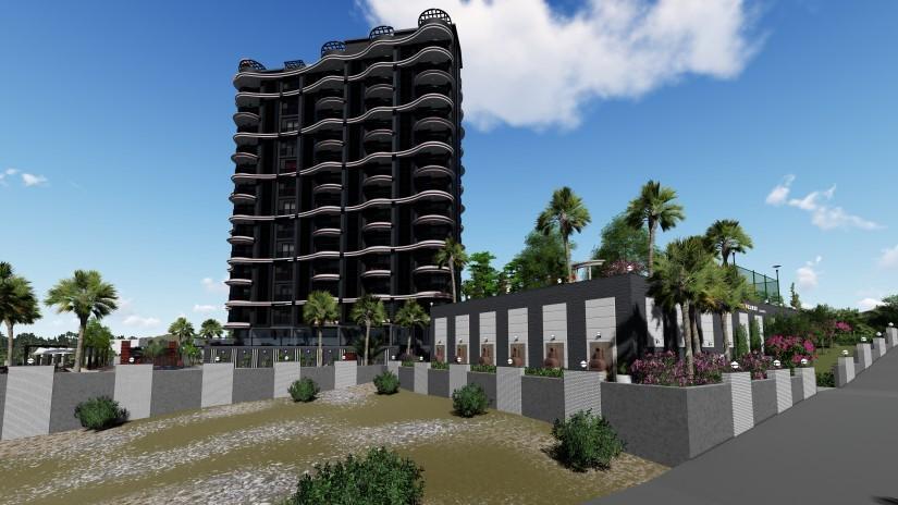Новый комфортабельный комплекс в районе Махмутлар - Фото 2