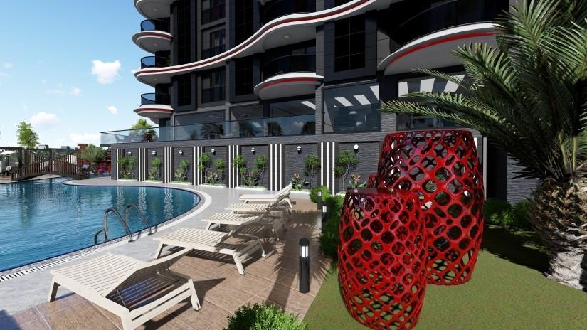 Новый комфортабельный комплекс в районе Махмутлар - Фото 27