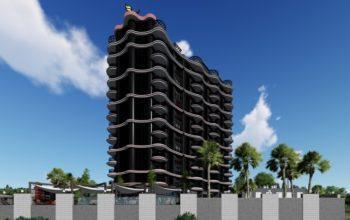 Новый комфортабельный комплекс в районе Махмутлар