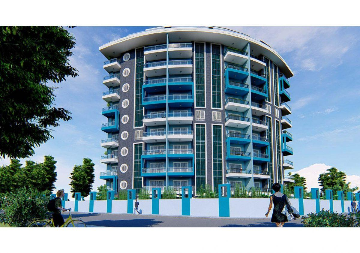 Новый инвестиционный проект в современном курортном районе Махмутлар - Фото 8