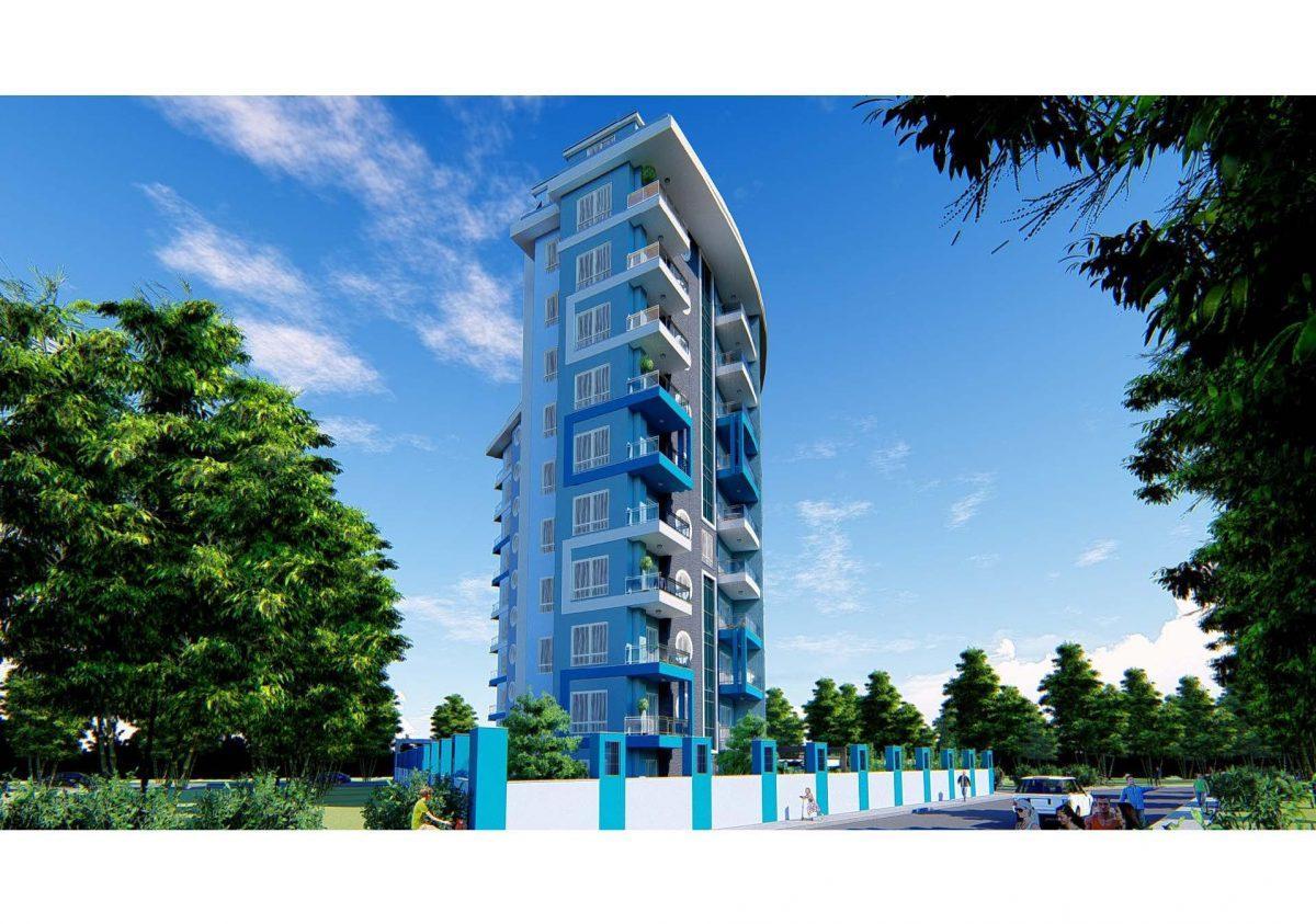 Новый инвестиционный проект в современном курортном районе Махмутлар - Фото 9