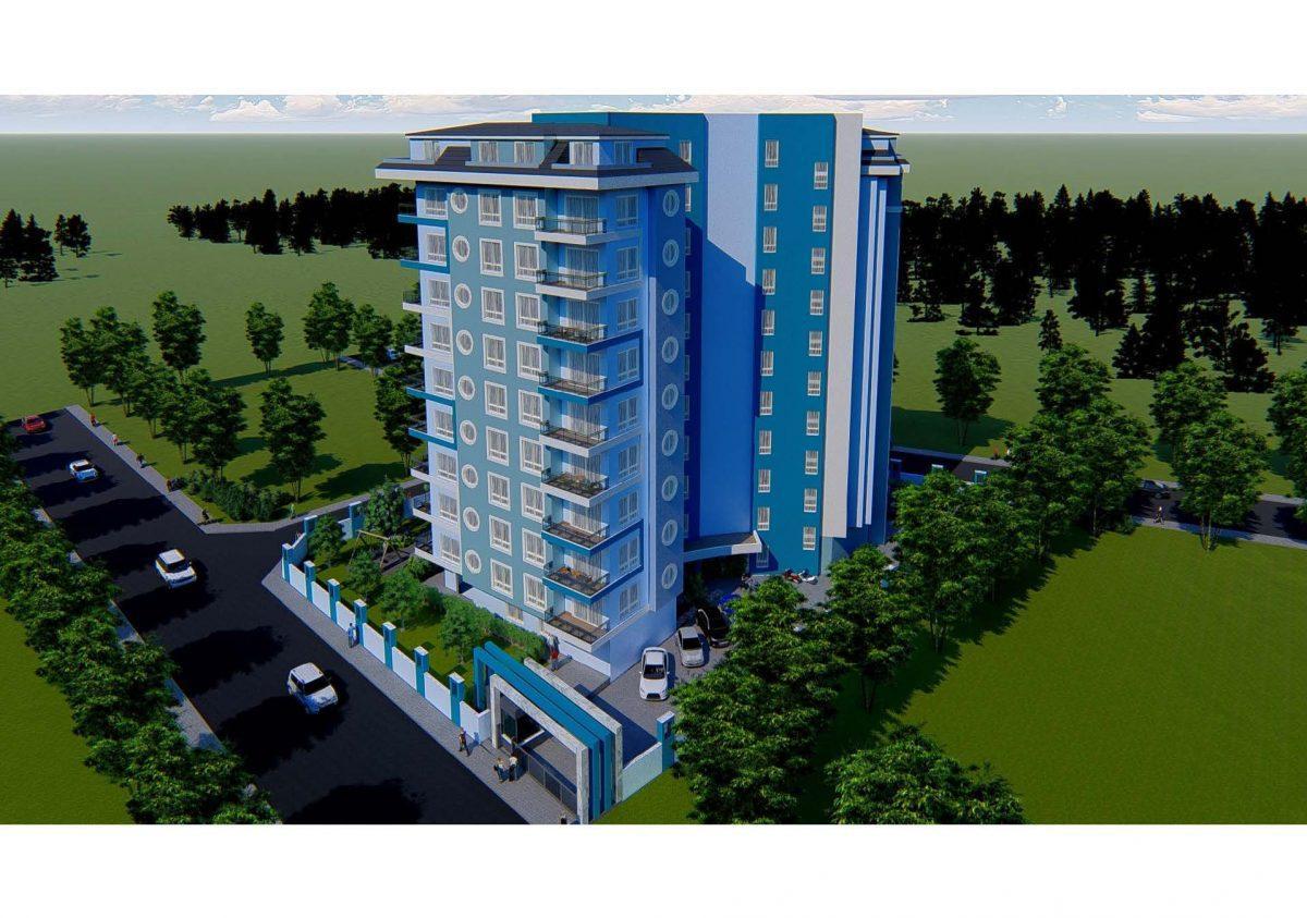 Новый инвестиционный проект в современном курортном районе Махмутлар - Фото 7