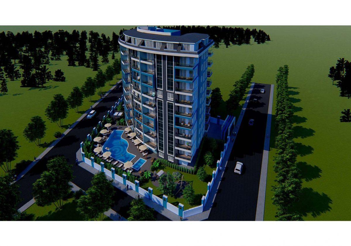 Новый инвестиционный проект в современном курортном районе Махмутлар - Фото 6