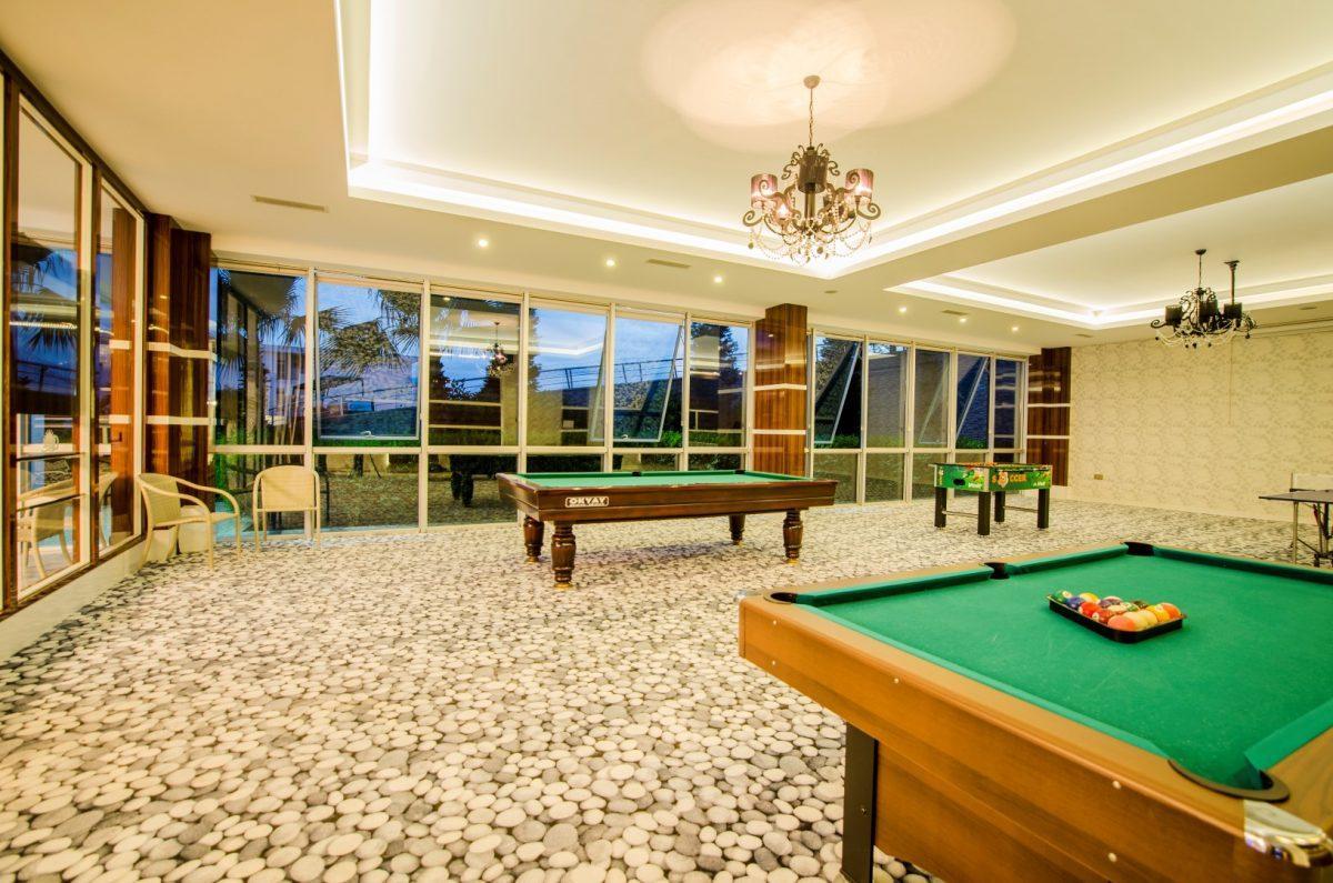 Многофункциональный комплекс апартаментов и вилл класса люкс в районе Каргыджак  - Фото 18