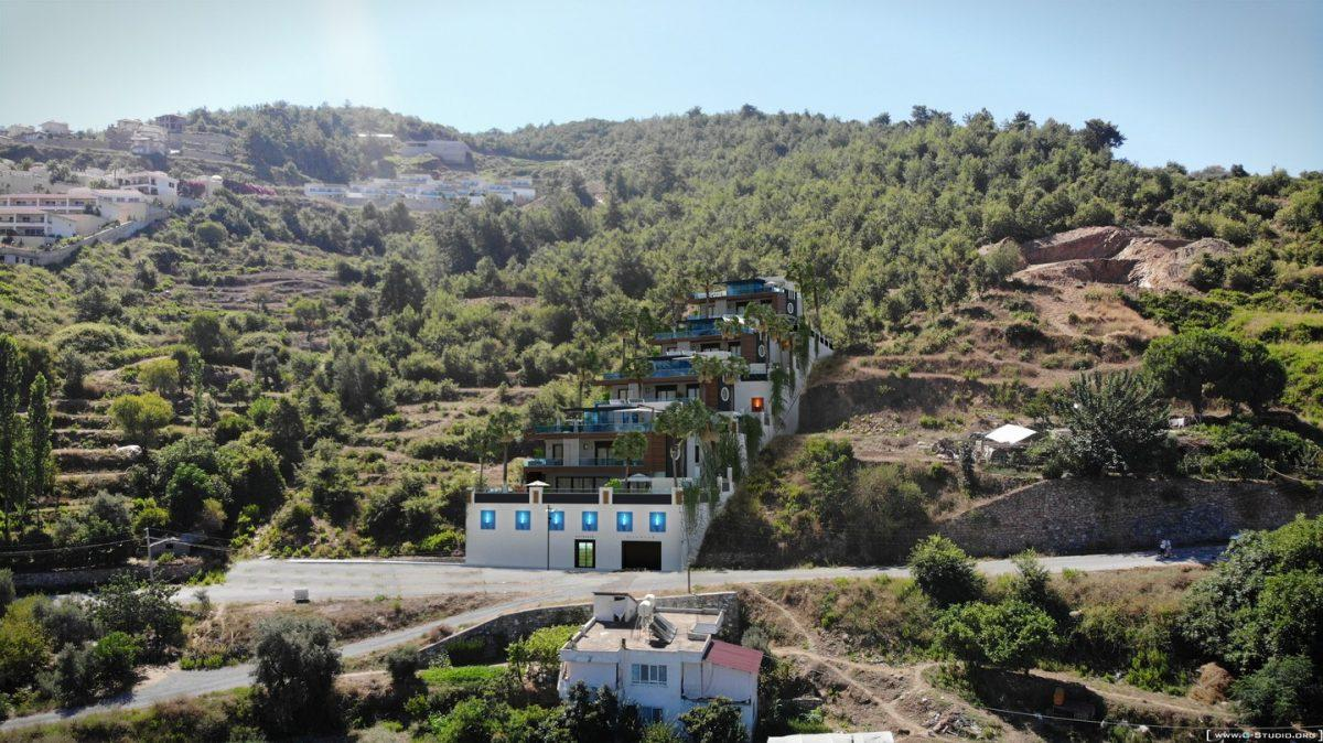 Элитные виллы с возможностью получения турецкого гражданства в районе Каргыджак - Фото 4