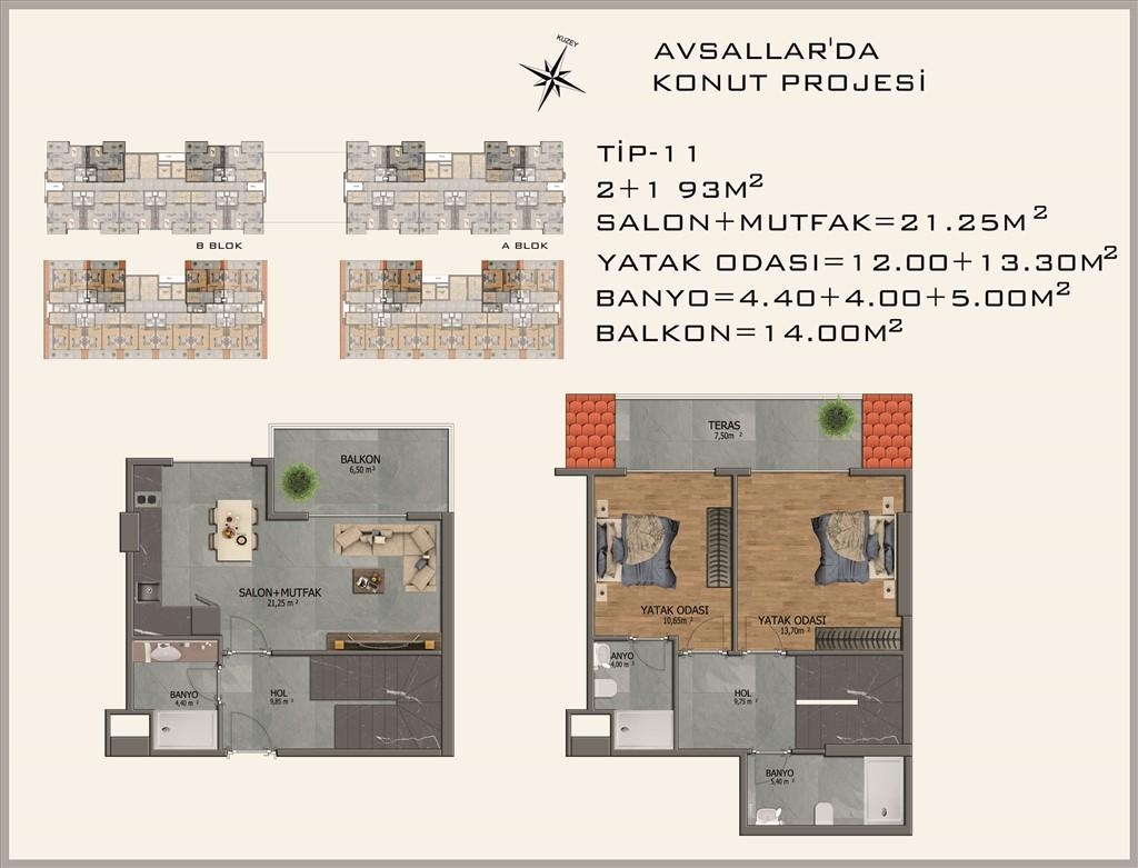 Новый жилой комплекс в районе Авсалар - Фото 35
