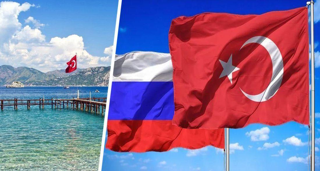 Россия возобновляет авиасообщение с Турцией 22 июня