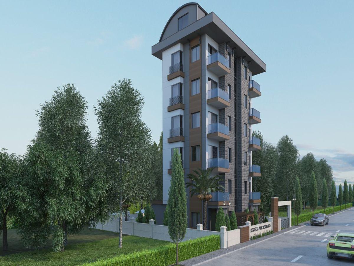 Новый проект ЖК с удачной локацией в перспективном районе Кестель - Фото 3