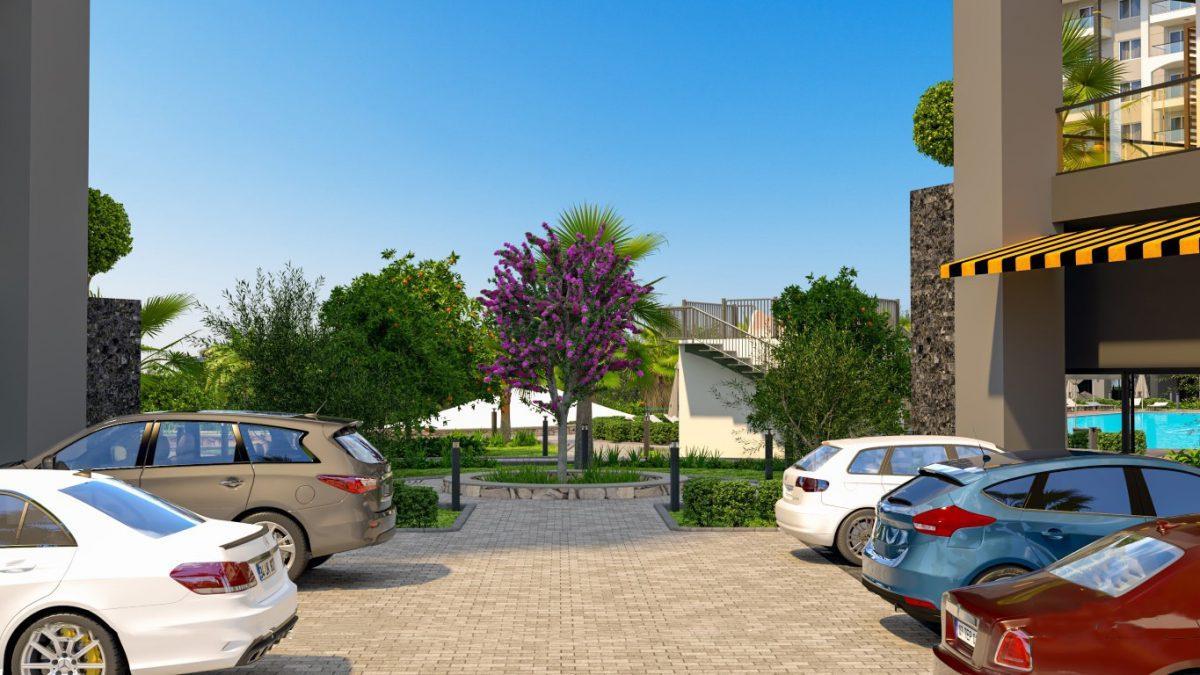 Новые квартиры в районе Авсаллар - Фото 2