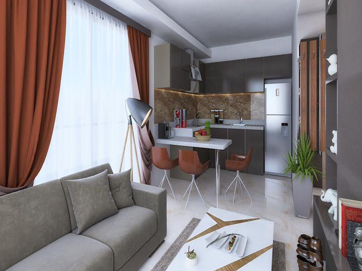 Квартиры в строящемся комплексе района Авсаллар - Фото 11