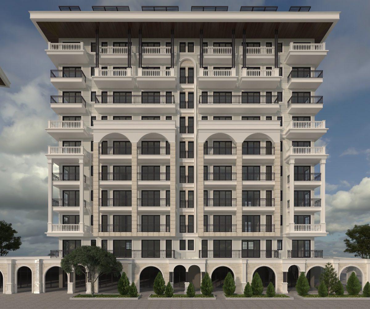 Новый элитный проект в центре города Алании - Фото 3