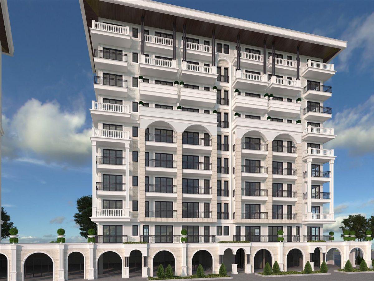 Новый элитный проект в центре города Алании - Фото 4