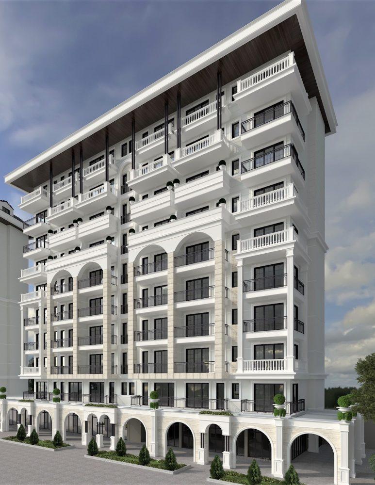 Новый элитный проект в центре города Алании - Фото 5