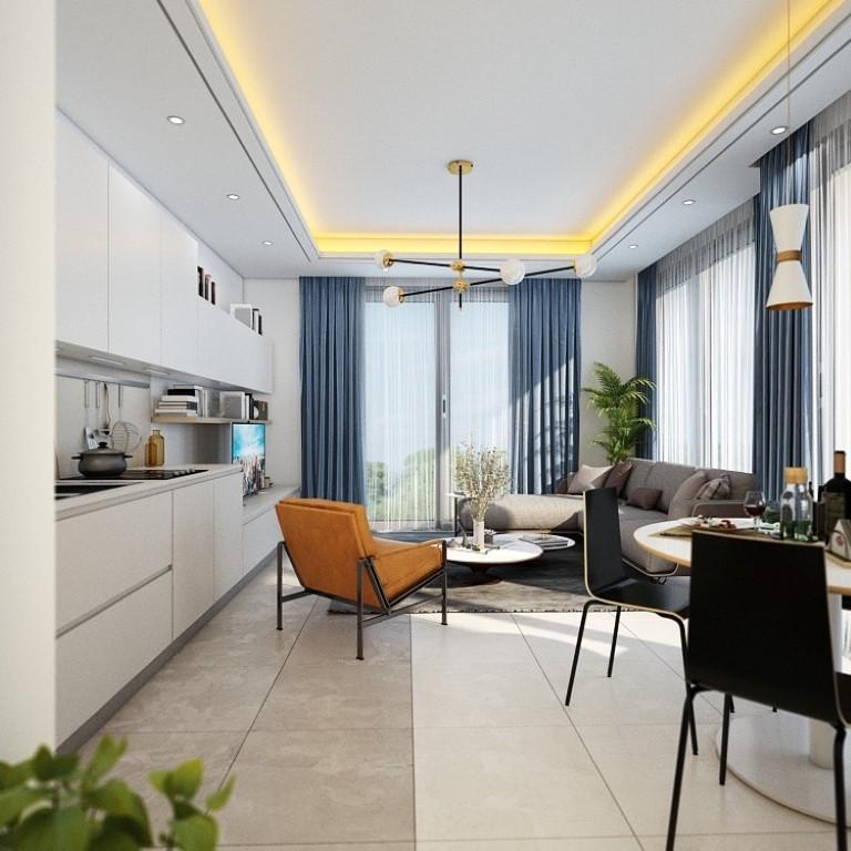 Апартаменты в центре Алании по ценам от застройщика - Фото 13