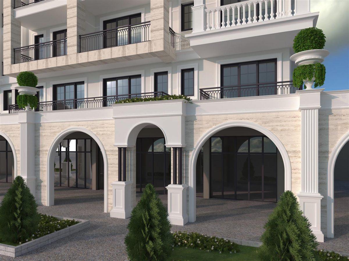 Новый элитный проект в центре города Алании - Фото 12