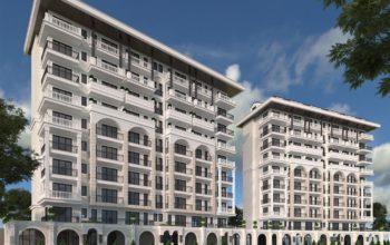 Новый элитный проект в центре города Алании