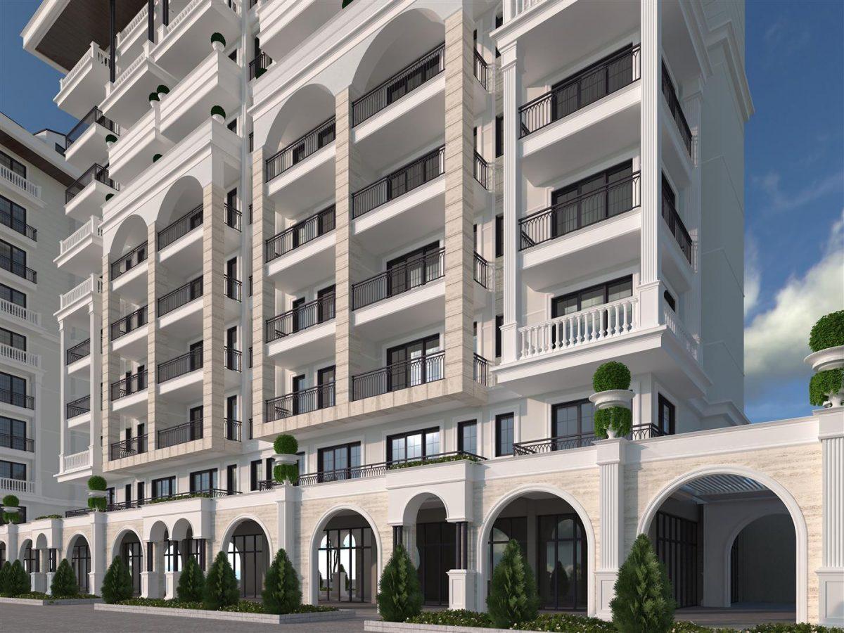 Новый элитный проект в центре города Алании - Фото 7