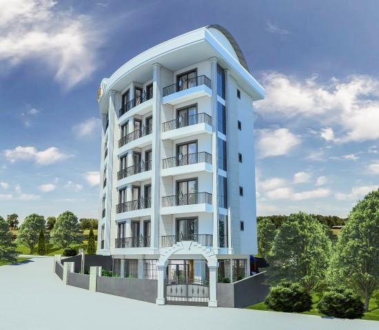 Cтроительство жилого комплекса в районе Тосмур - Фото 2