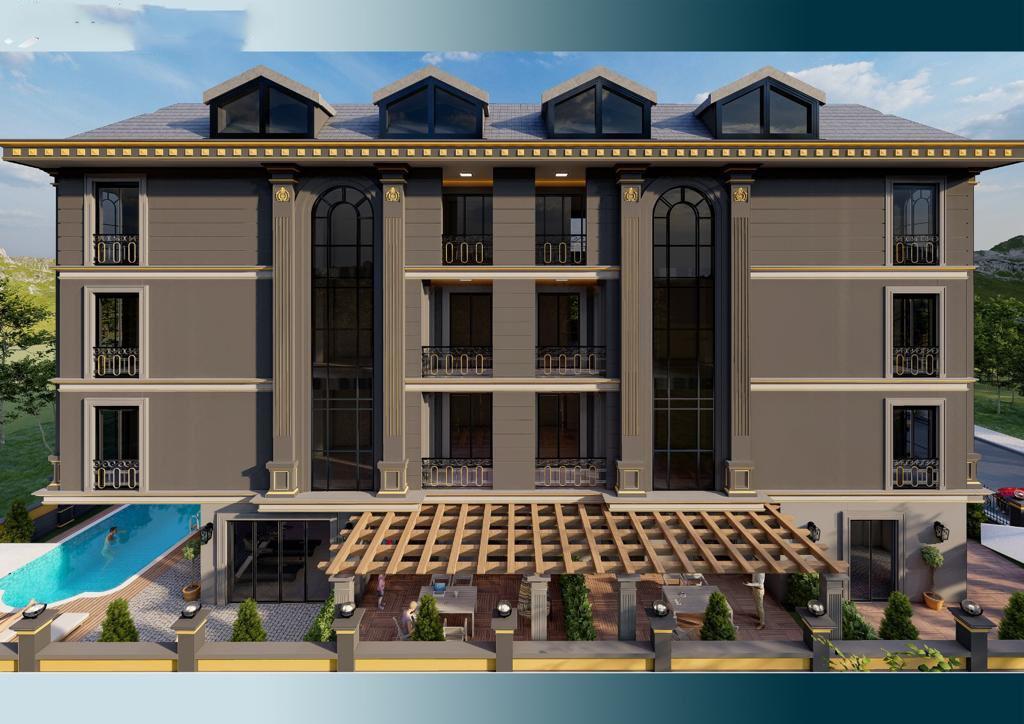 Апартаменты в новом комплексе по привлекательным ценам в Махмутларе - Фото 2