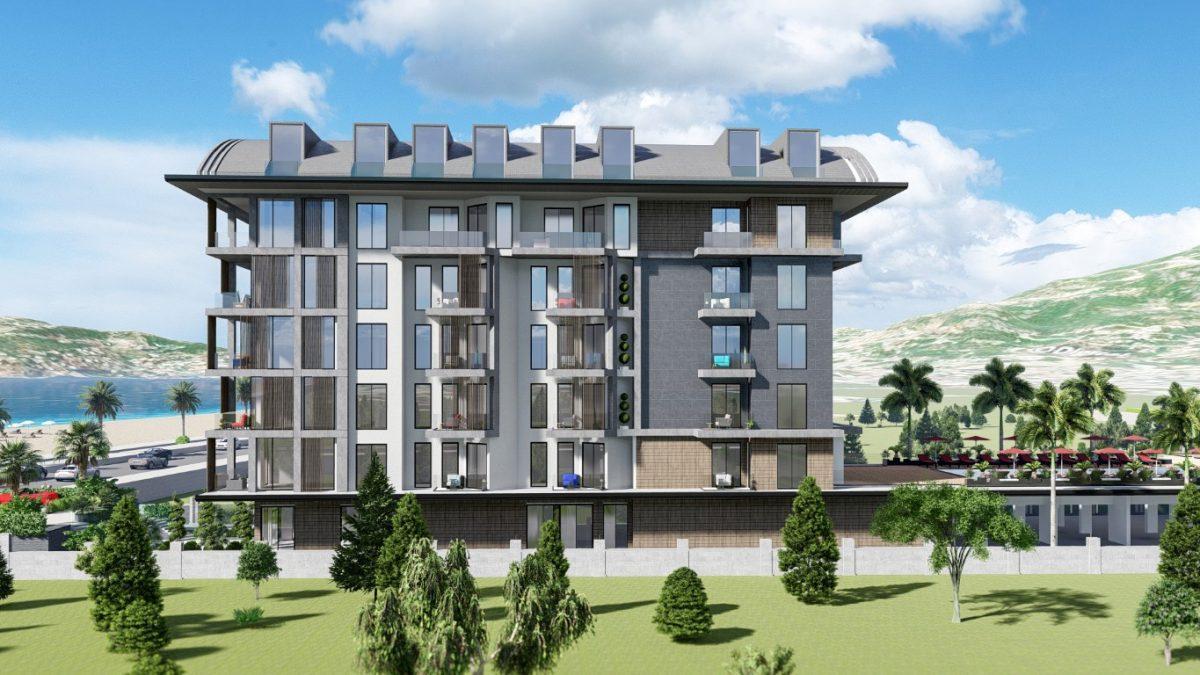 Квартиры премиум-класса на стадии строительства в районе Оба - Фото 8