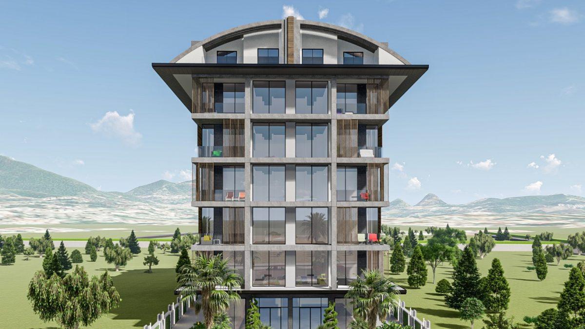 Квартиры премиум-класса на стадии строительства в районе Оба - Фото 9