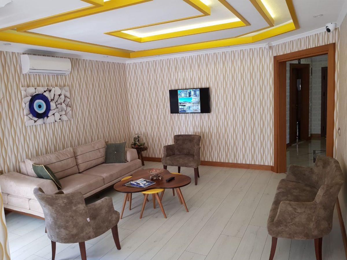 Коммерческое помещение под офис в центре Алании - Фото 12