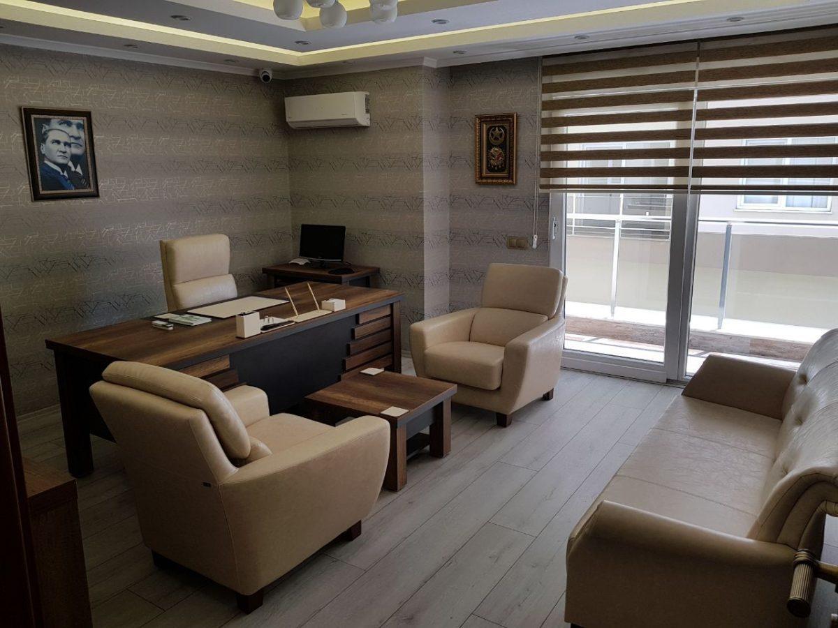 Коммерческое помещение под офис в центре Алании - Фото 13
