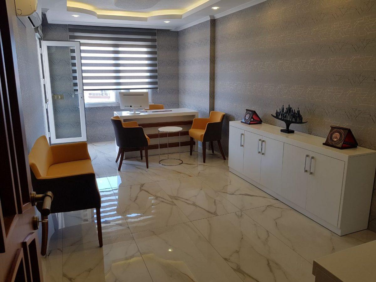 Коммерческое помещение под офис в центре Алании - Фото 14