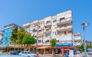 Двухкомнатная квартира в центре Алании по очень хорошей цене