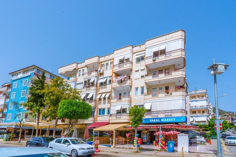 Двухкомнатная квартира в центре Алании по очень хорошей цене - Фото 1