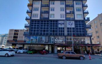 Офис в центре Махмутлара на оживленной улице