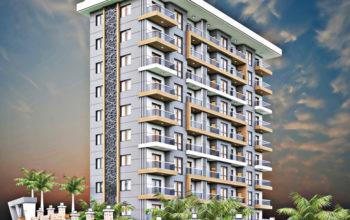 Новый инвестиционный проект в районе Тосмур