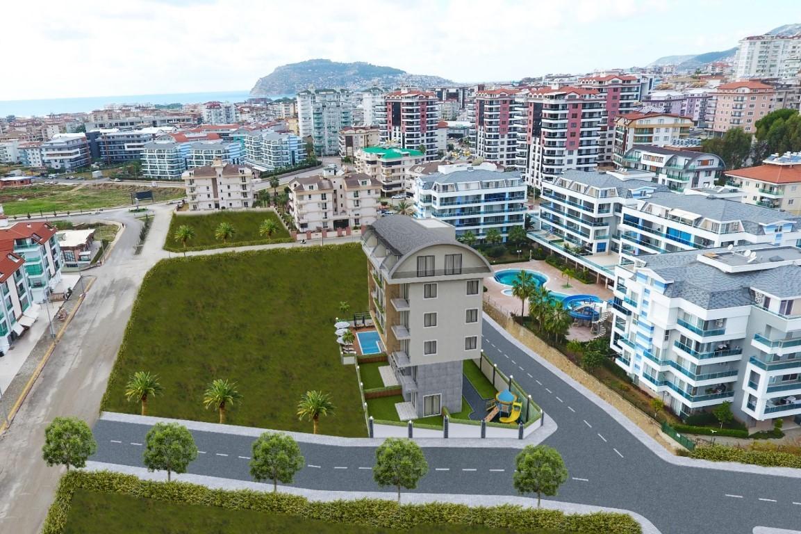 Привлекательный проект жилого комплекса в европейском районе Алании Оба - Фото 4