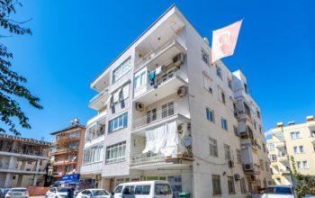 Четырехкомнатная квартира в центре Алании по хорошей цене