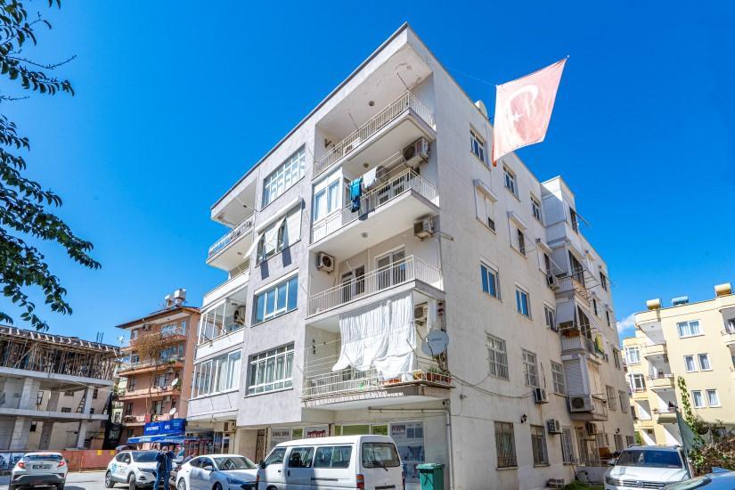 Четырехкомнатная квартира в центре Алании по хорошей цене - Фото 1